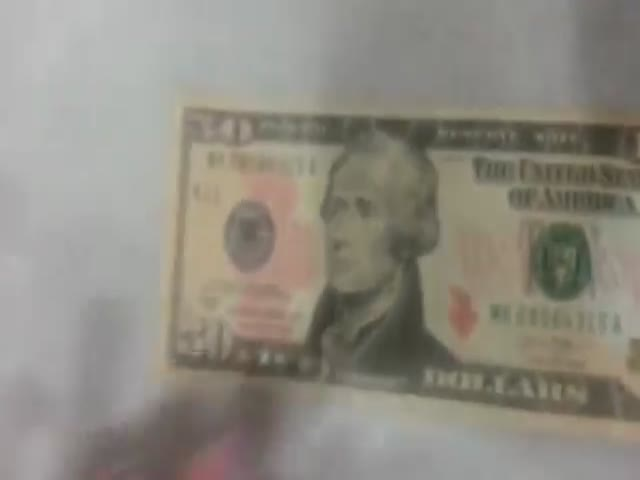 $50 Bill Is Really a Sneaky $10 Bill in Disguise