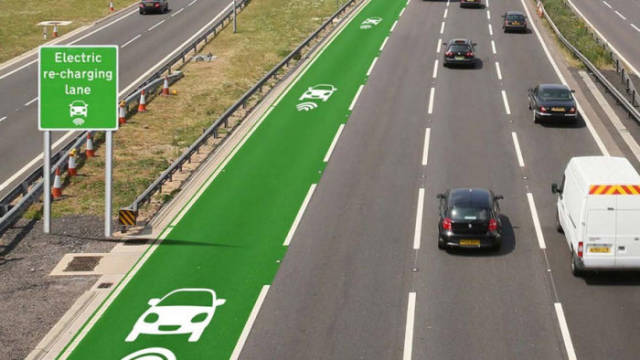 Car Charging Roads Are the Way of the Future in the UK