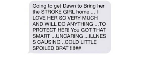 Hilarious Conversation Between an Obviously Crazy Woman and the Person She Texted by Mistake