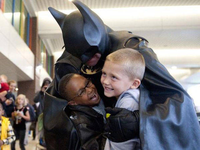 Maryland Mourns the Loss of Their Very Own Real Life Batman
