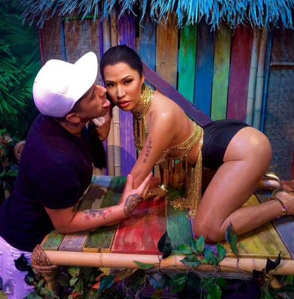 Nicki Minaj's Inappropriate Wax Figure Creates Quite a Stir with Visitors