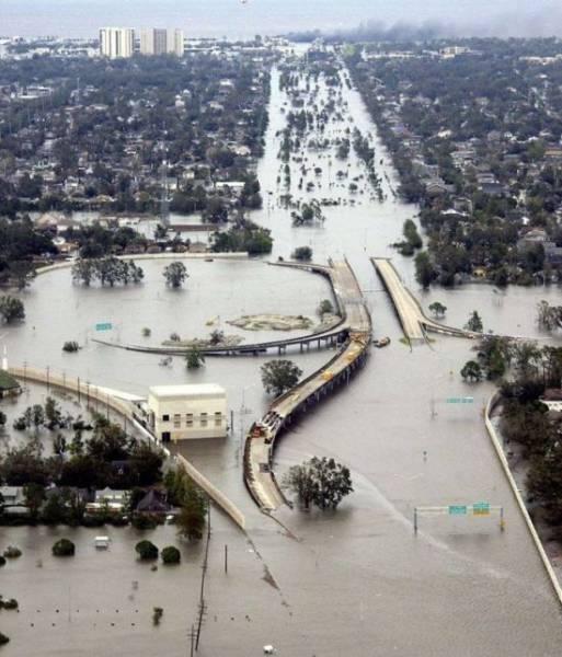 Brad Pitt Lends a Helping Hand to Hurricane Katrina Survivors