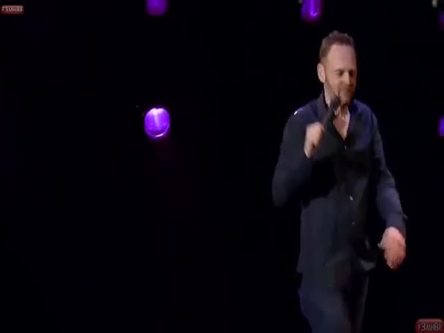 Bill Burr on How to Win an Argument with a Woman