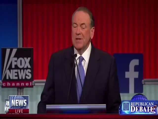 It Only Takes a Bad Lip Reading to Turn These Serious 2015 Republican Debates into Hilarious Comedy