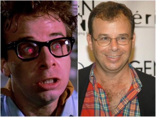 "The ""Ghostbusters"" Cast Three Decades Later"