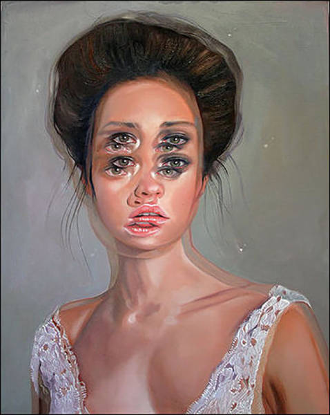 Bizarre Paintings That Will Make Your Mind Work Overtime