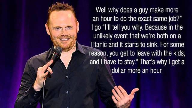 Comedians Make Very Valid Comments about Life