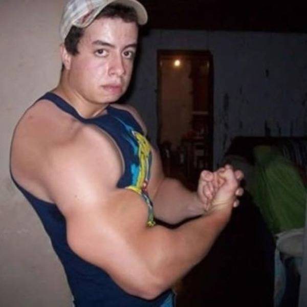 These Dudes Have Muscles for Days
