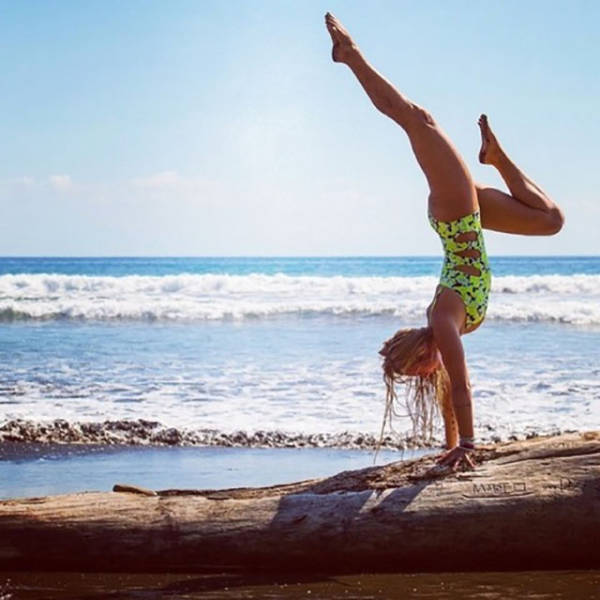 Yoga Is One Sexy Sport