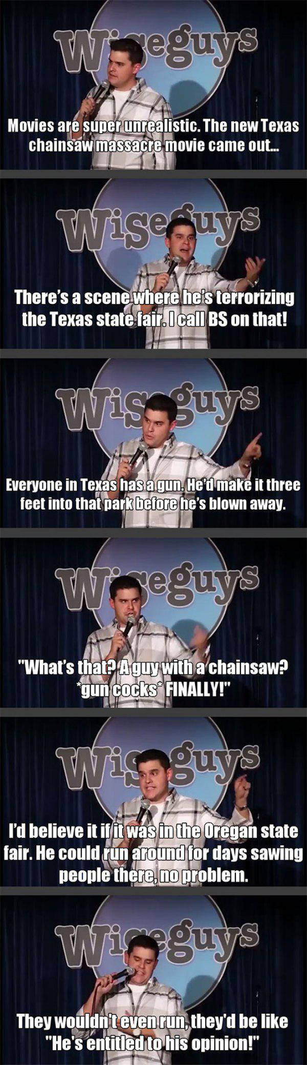 Comedians Who Couldn't Have Said It Better
