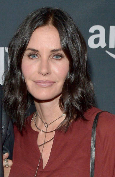Courtney Cox S Face Has Changed Dramatically Over The