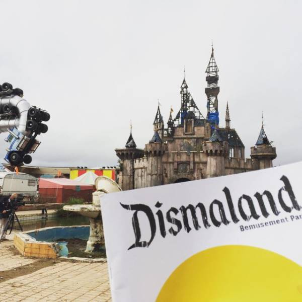 Dismaland Is the Saddest Theme Park in the World