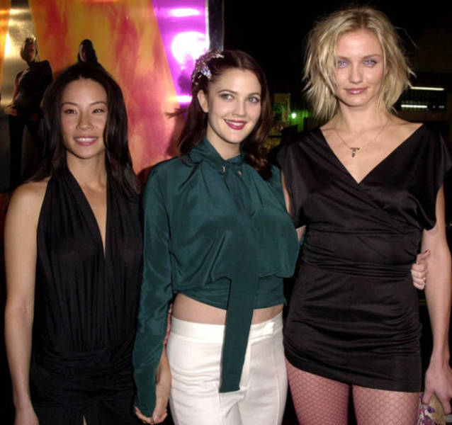 "The Cast of ""Charlies Angels"" 15 Years Later"