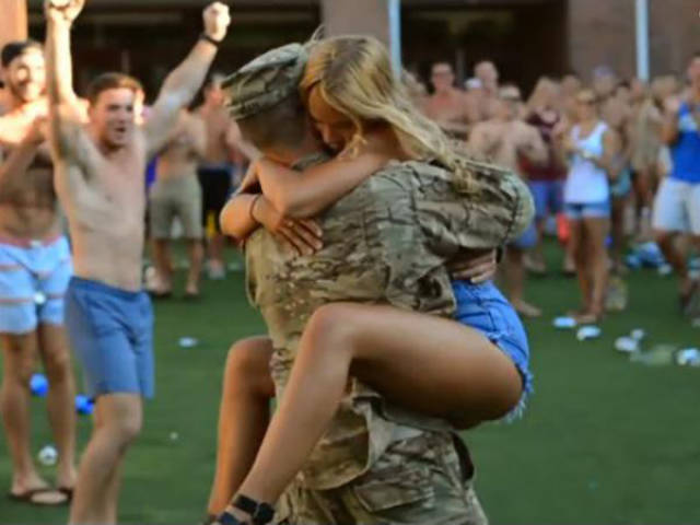 Soldiers Give Their Family and Friends the Best Surprise in the World