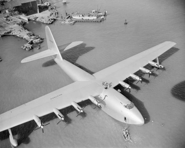 One of the Most Extraordinary Airplanes Ever Built
