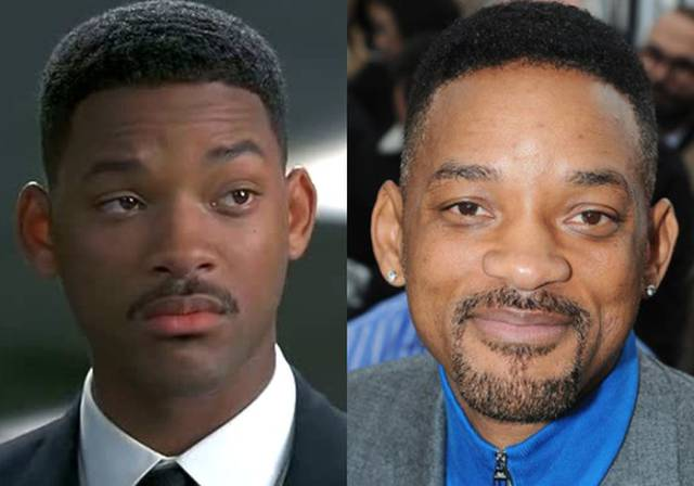 Resultado de imagem para will smith mib now and then