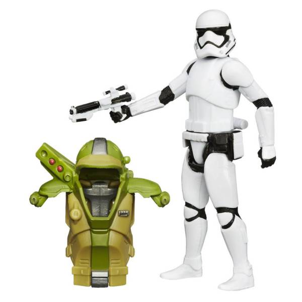 "A New Range of Modern Toys for ""Star Wars"" Fans Everywhere"