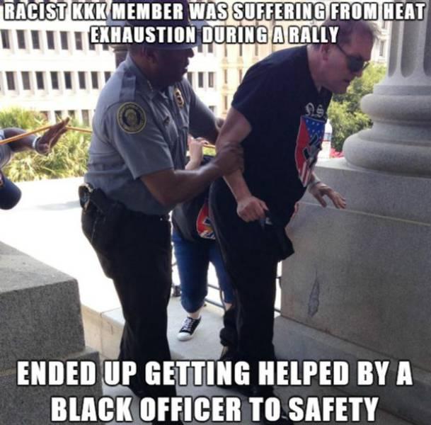 KKK Supporters Get Shut Down in the Funniest Ways