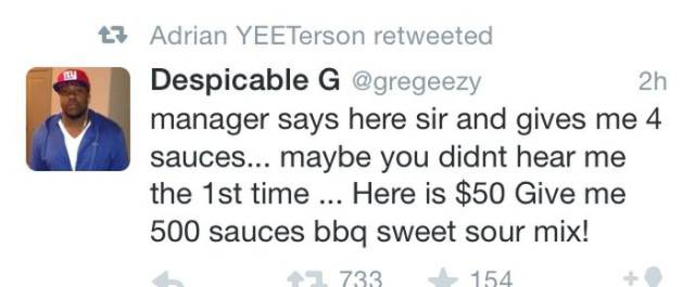 McDonald's Overcharges a Guy for Dipping Sauce and He Made Them Regret It