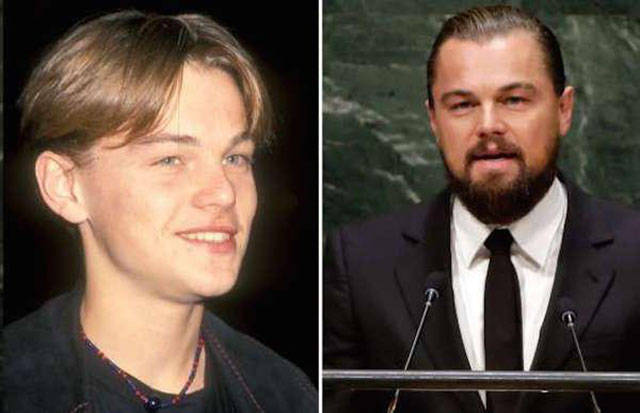 Past vs. Present Photos of Your Favorite Stars Show How Much Older Everyone Is