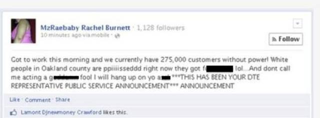 Idiots Who Got Sacked for Posting Inappropriate Things on Facebook
