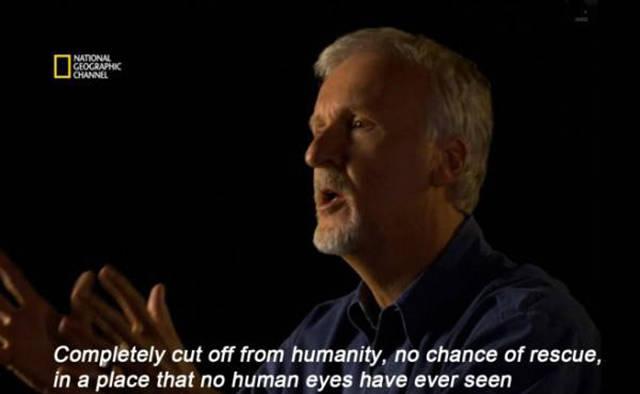 James Cameron's View on Life