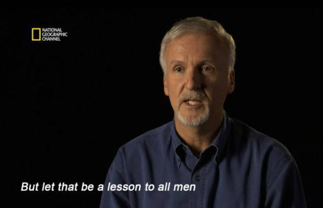 James Cameron's View on Life