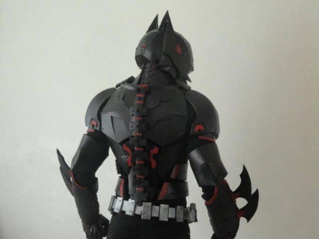 This Homemade Batman Armor Is 100 Percent Kick Ass
