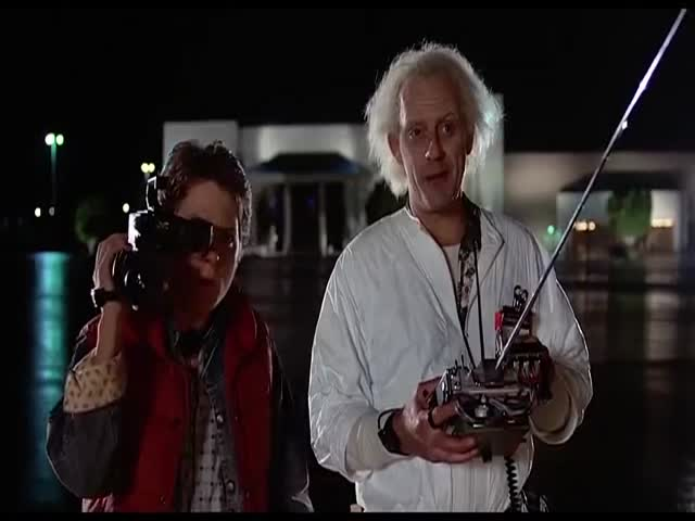 "The Complete ""Back to the Future"" Trilogy Summed Up in Under Two Minutes"