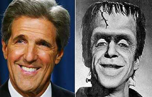 Famous People and Their Unlikely Lookalikes