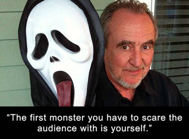 Memorable Quotes from Legendary Filmmaker Wes Craven