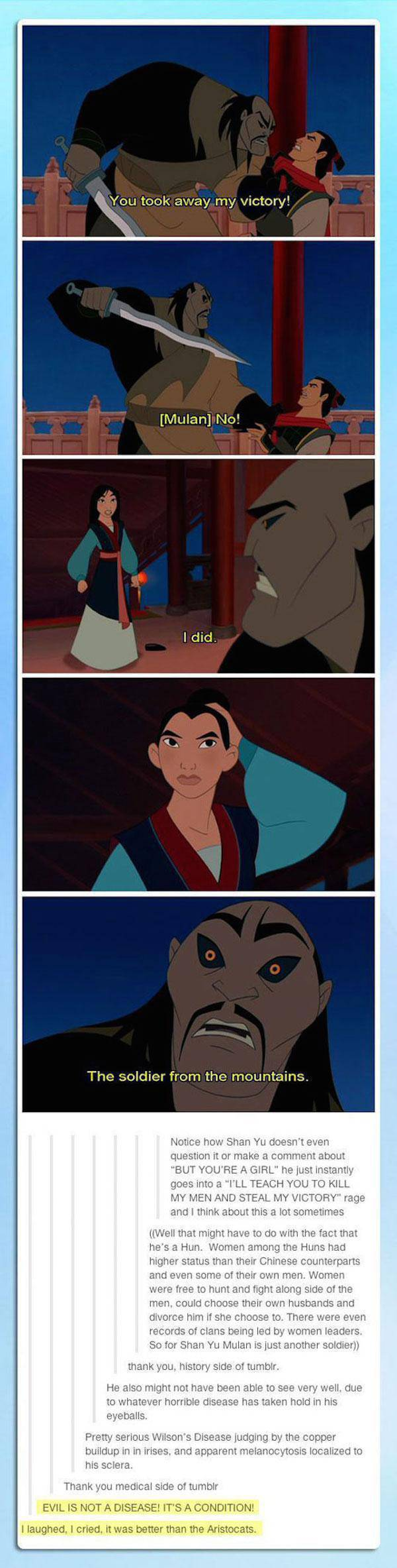 Disney Films Have Many Hidden Gems That You've Probably Never Appreciated
