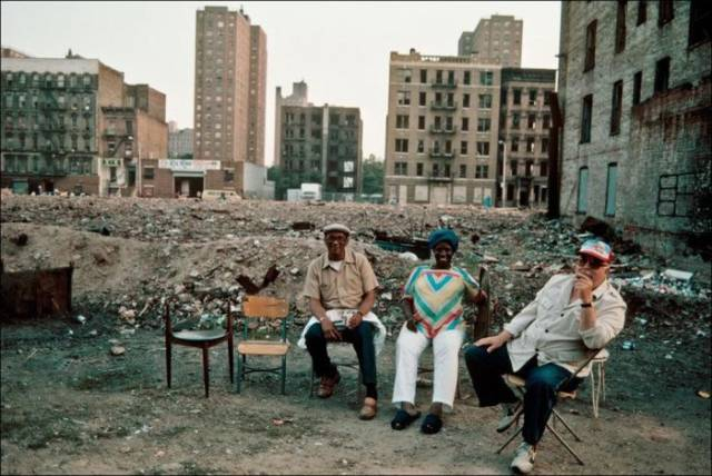 A Fascinating View of NYC in the 1980s
