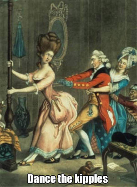 The Funniest Slang Terms That Have Been Used for Sex over Time