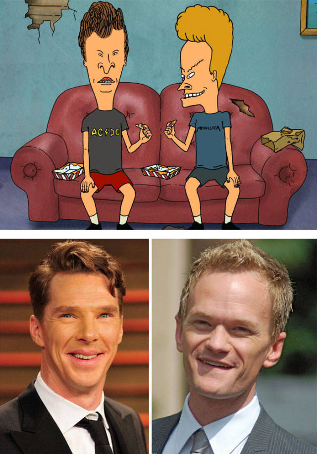 Amusing Similarities That Are Really Uncanny