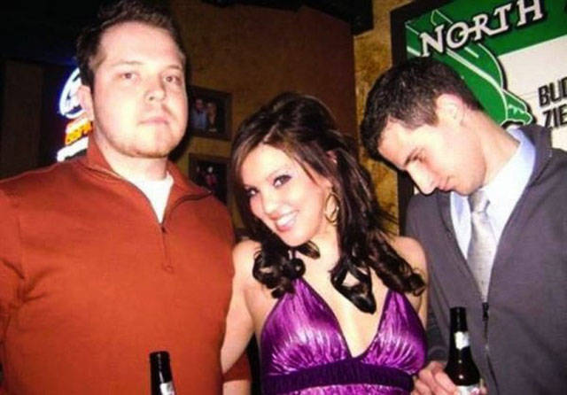 Creepy Perverts Caught in the Act