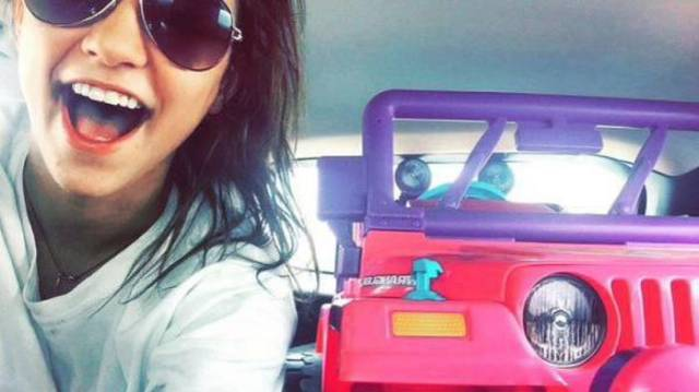 This College Student Is Channelling Her Inner Barbie