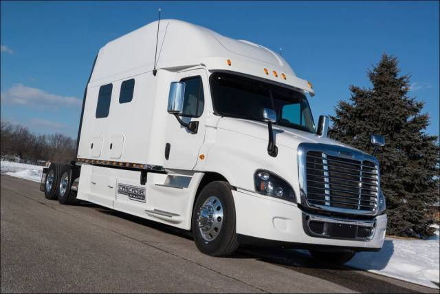 Trucks Are Getting a Modern Makeover to Attract New Truckers in Future