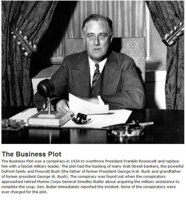 Historic Conspiracy Theories That Were Not Made Up at All