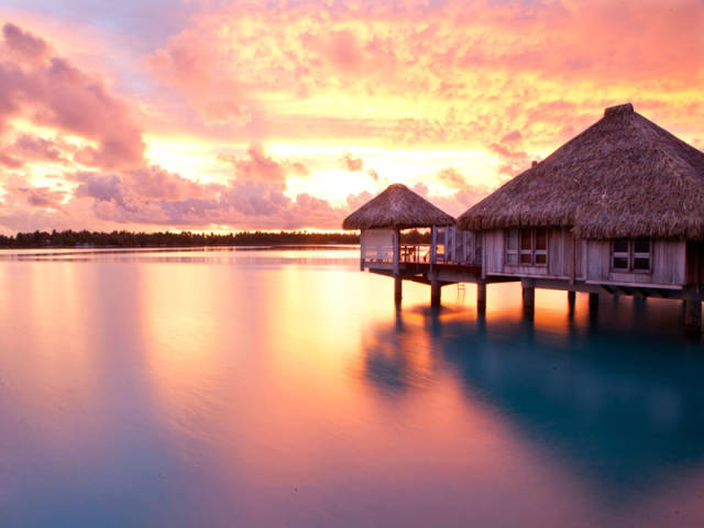 Bora Bora Is the Perfect Island Getaway