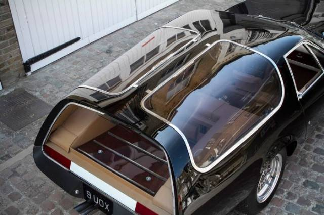 A One-of-a-kind Custom Built Ferrari