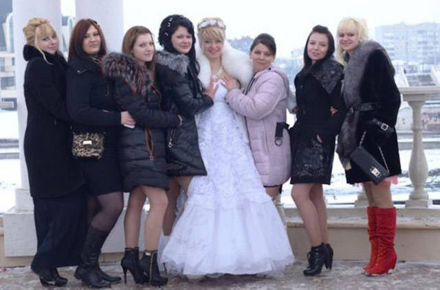 Russian Weddings Are About as Wild and Wacky as You Would Expect