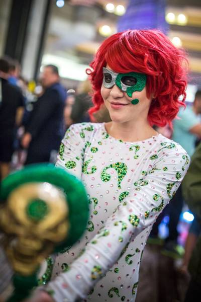 Some of the Coolest Cosplay Seen At This Year's Dragon Con Festival