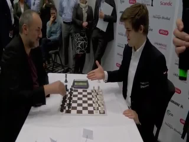The Fastest Chess Game Ever