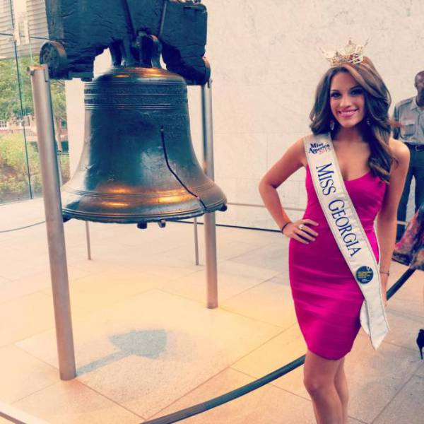 A Brief Look at the Beautiful Contestants of the 2016 Miss America Pageant