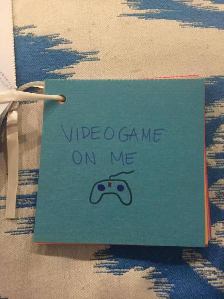 Boyfriend Gets the Sweetest Anniversary Gift from His Very Sweet and Creative Other Half