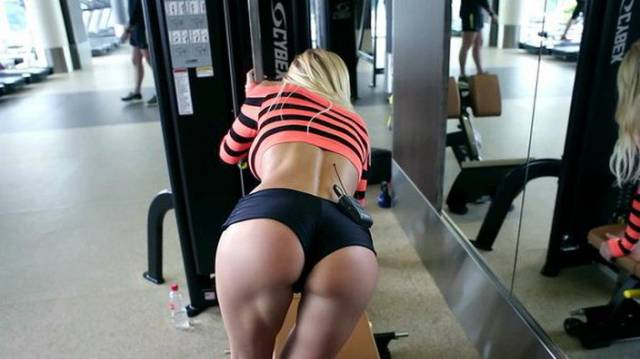 These Sexy Sporty Girls Simply Take the Cake
