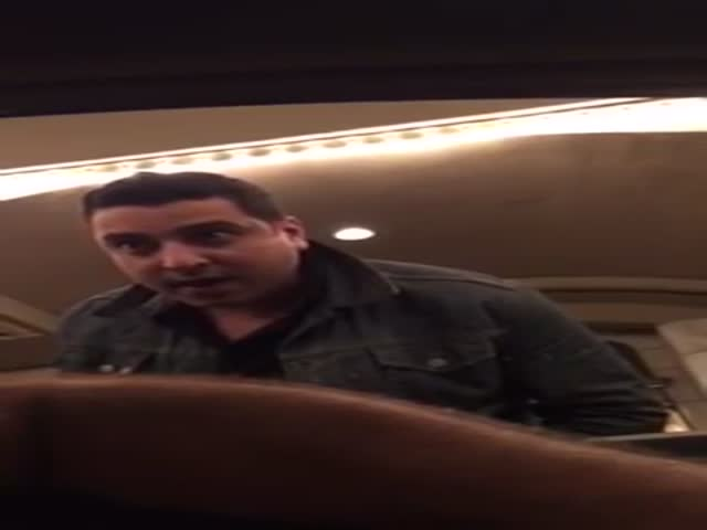 Irate Ottawa Taxi Driver Aggressively Attacks an Uber Driver and Passengers