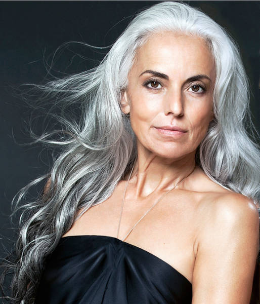 This Aging Fashion Model Is Still Strong Competition for Girls Half Her Age
