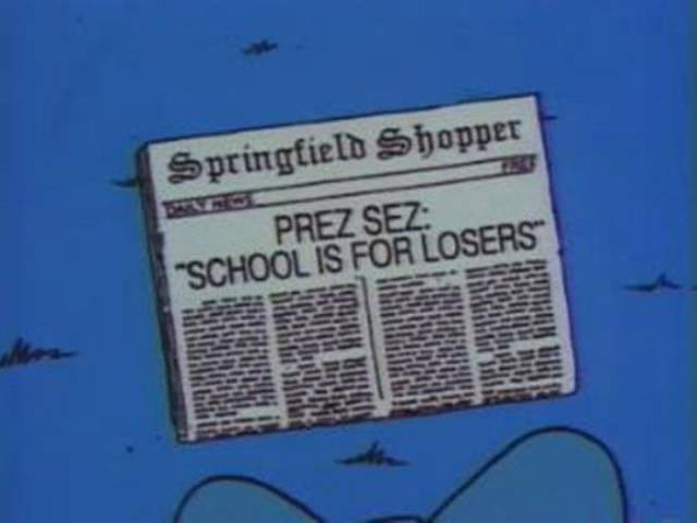 """Amusing News Headlines from """"The Simpsons"""" That Are Pretty Witty"""